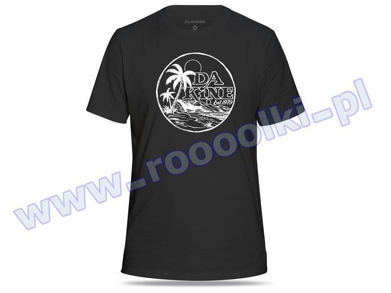 Koszulka Dakine Palm Tides Black 2016 przeceny