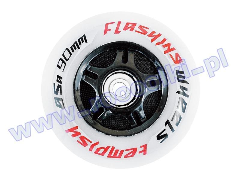 Zestaw 2 kółek Tempish Flashing Wheels 90mm / 85A 2016 przeceny