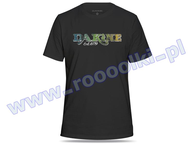 Koszulka Dakine Snowcone Black 2016 przeceny