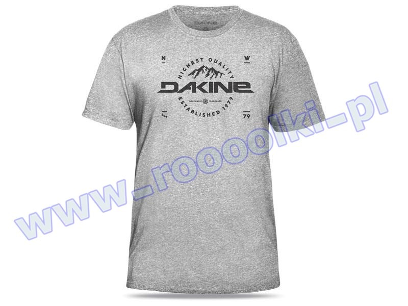 Koszulka Dakine North By Northwest Athletic Heather 2016 przeceny