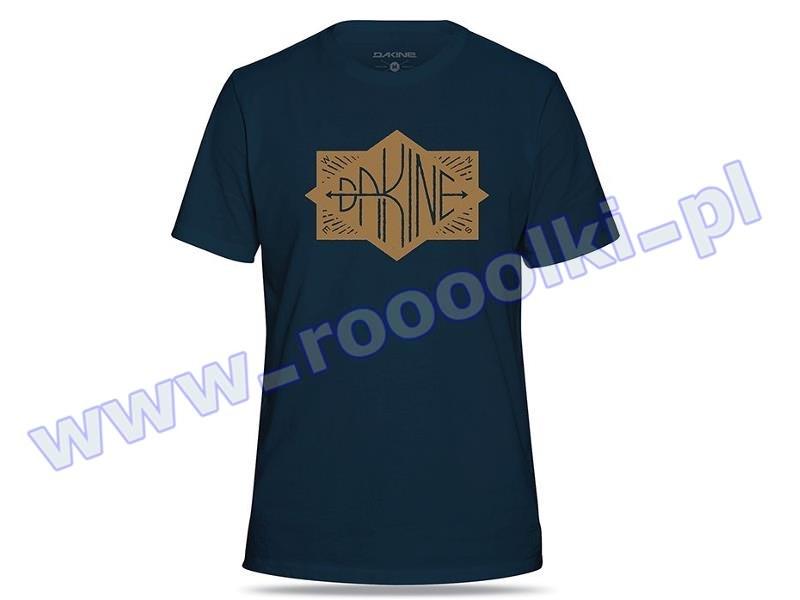 Koszulka Dakine Directional Navy 2016 przeceny