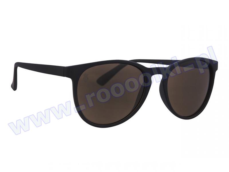 Okulary Przeciwsłoneczne Majesty Rush Black Matt / Brown Polarized przeceny