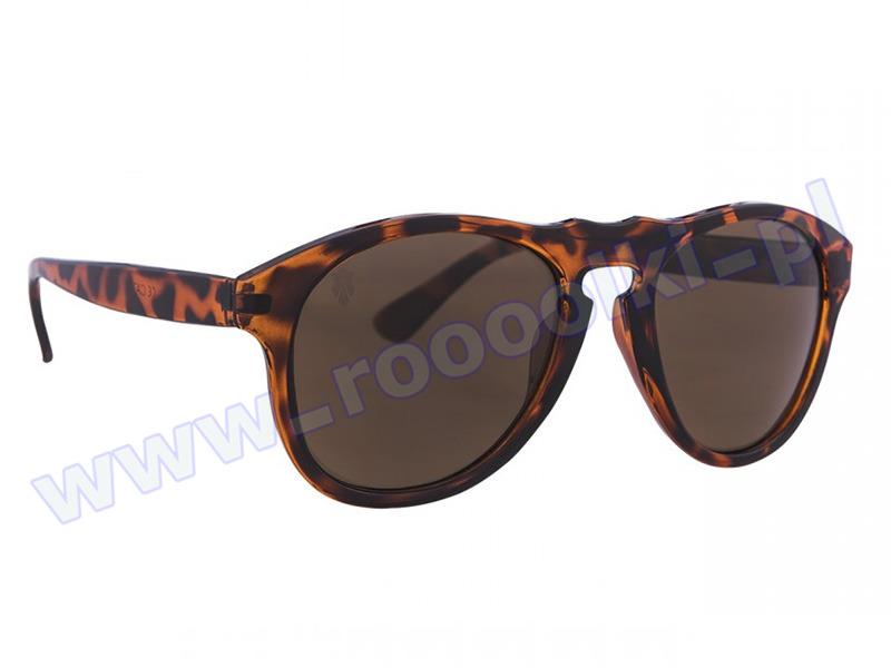Okulary Przeciwsłoneczne Majesty Crux Tortoise / Brown Smoke Polarized przeceny