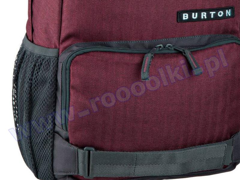 Plecak Burton Treble Zinfandel Heringbone 2017 przeceny