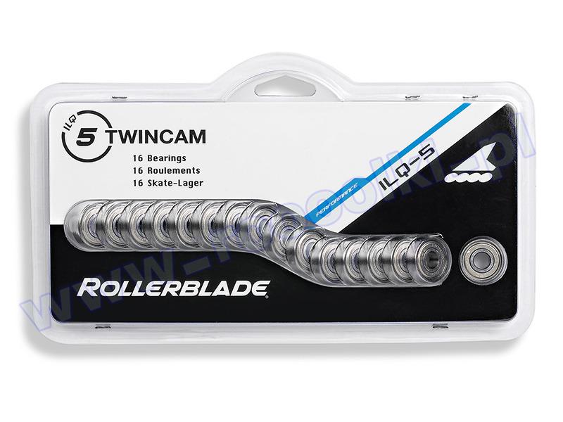 Zestaw łożysk Rollerblade Twincam ILQ-5 16 Sztuk 2017 przeceny