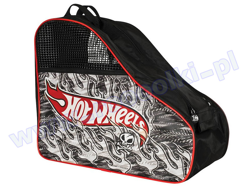 Torba na rolki Powerslide Hot Wheels Skate Bag Black 2016 przeceny