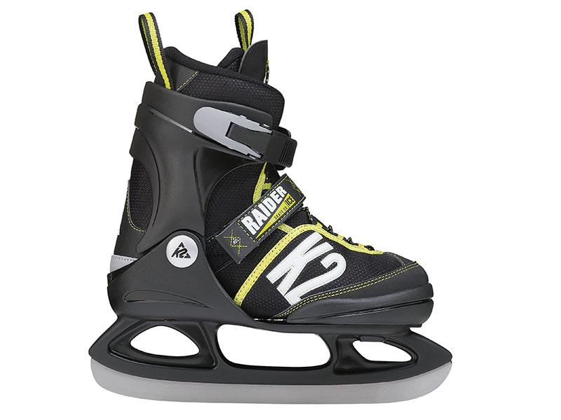 Łyżwy K2 Jr Raider Ice 2018 przeceny