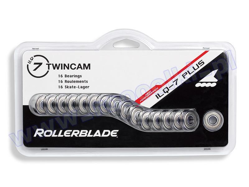 Zestaw łożysk Rollerblade Twincam ILQ-7 16 Sztuk 2018 przeceny