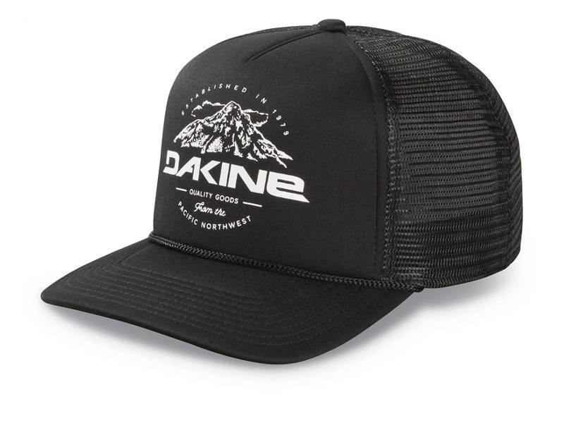 Czapka z daszkiem Dakine MT Hood Trucker Black 2018 przeceny