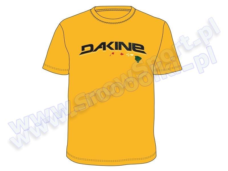 Koszulka Dakine Arch Rail Tee Gold 2010 przeceny