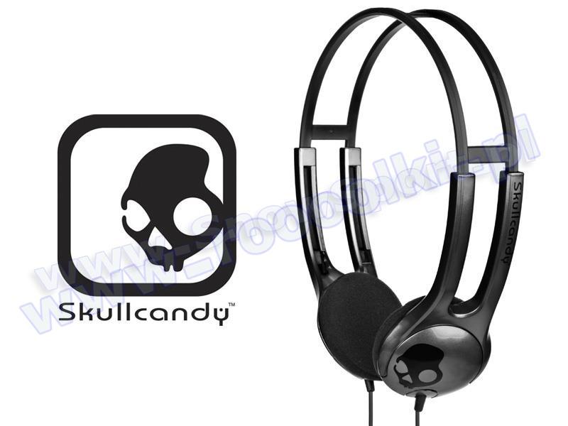 Słuchawki SkullCandy ICON SC Gunmetal S5ICCZ-038 przeceny
