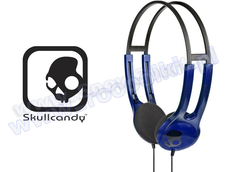 Słuchawki SkullCandy ICON SC Blue S5ICCZ-035 przeceny