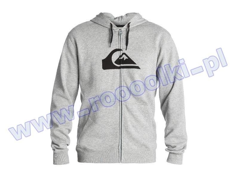 Bluza z kapturem Quiksilver Hood Zip Logo E1 SZNH przeceny